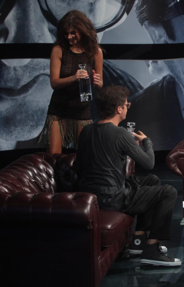 Kuba Wojew?dzki | Sezon 7 | Odcinek 2  Go?cie Pawe? Kukiz , Adrian Zieli?ski  foto: TVN / Fremantlemedia Polska / Wojciech Kurczewski