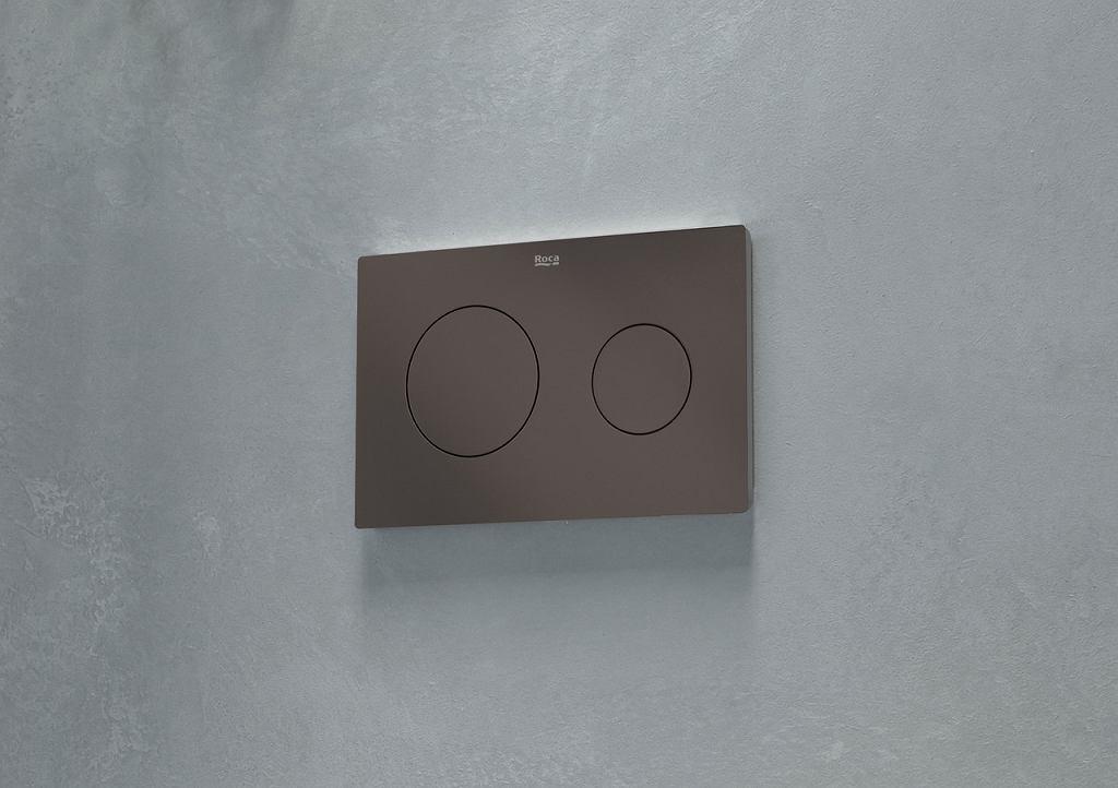 Płaski przycisk do WC