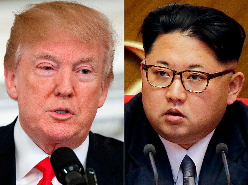 Donald Trump spotka się z Kim Dzong Unem