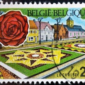 znaczek pocztowy Belgia