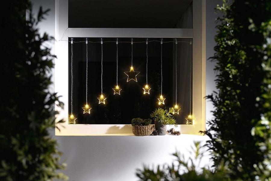 Łańcuch świetlny LED z kolekcji Melinera marki Lidl