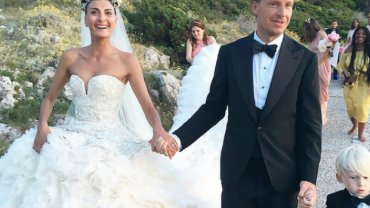 Giovanna Battaglia i Oscar Engelbert - ślub roku?