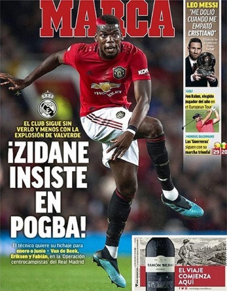 Poznaliśmy transferowy priorytet Zinedine'a Zidane'a. Francuz naciska na transfer gwiazdy Premier League
