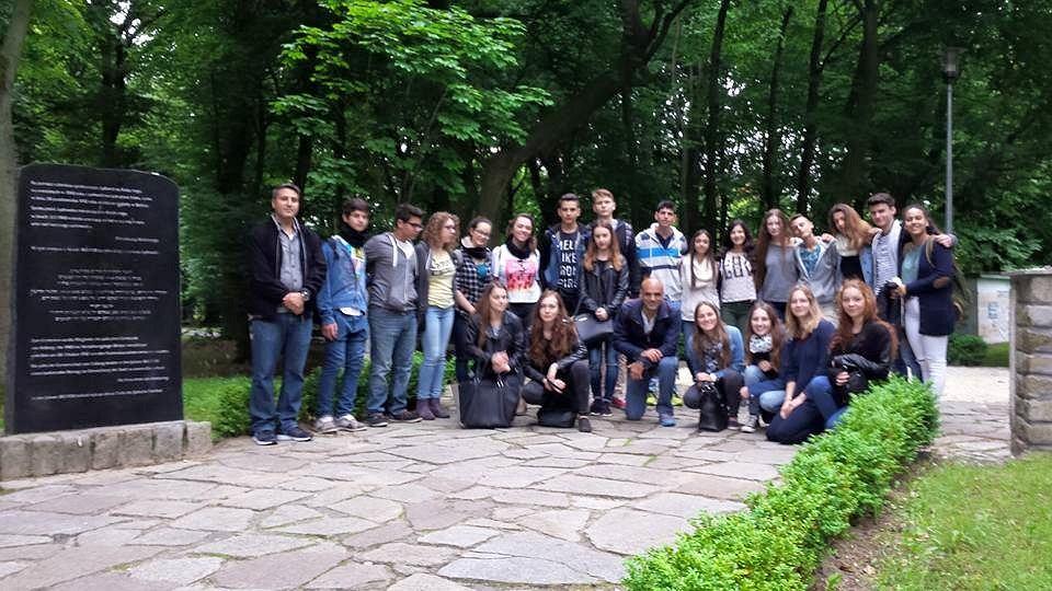 Wymiana młodzieży z Kołobrzegu i Metro West z Ra'anana w Izraelu