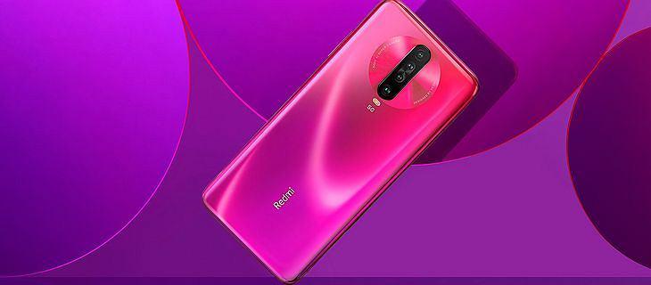 Xiaomi pokazało Redmi K30 5G. 6 aparatów, ekran 120 Hz i matowe szkło