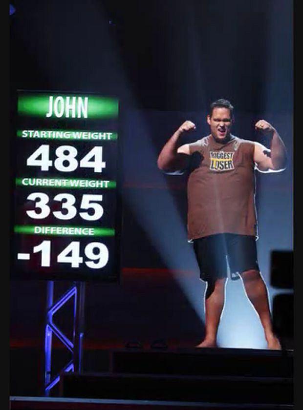 The Biggest Loser, John