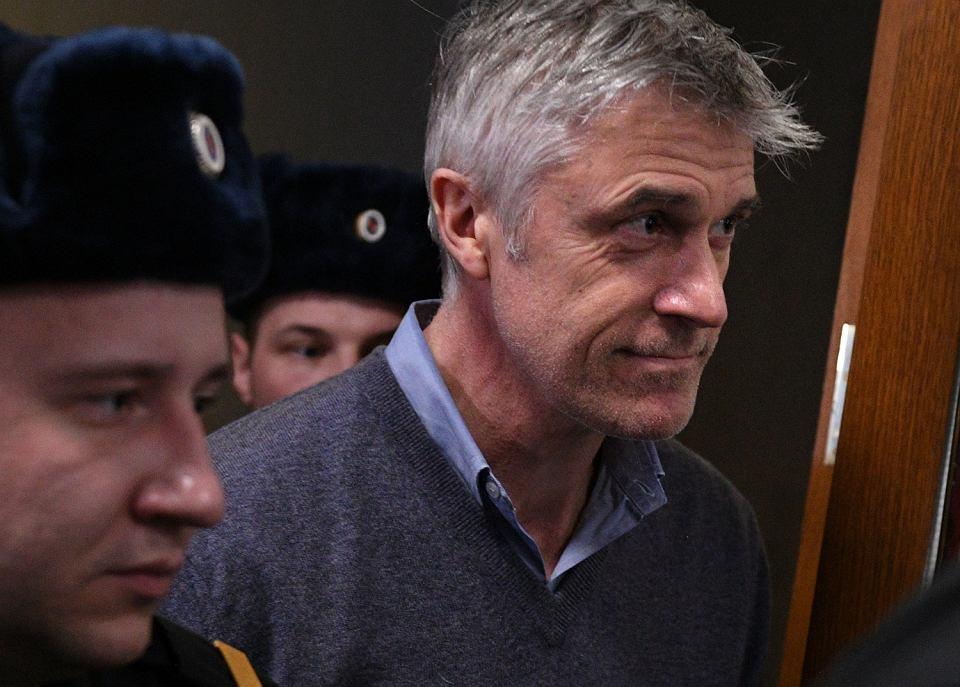 W Moskwie pod zarzutem defraudacji 37 mln dol. został zatrzymany Michael Calvey, założyciel i partner funduszu Baring Vostok - jednego z największych i najstarszych zachodnich funduszy w Rosji.