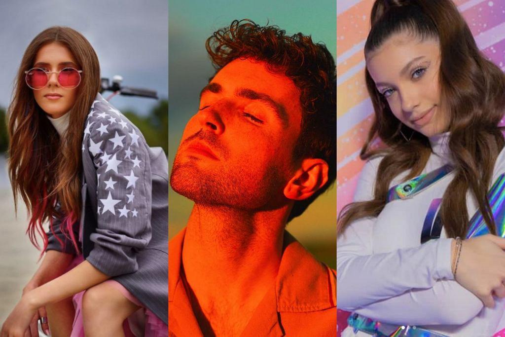 'Eurowizja Junior 2020'. Występ Viki Gabor, Roxie i Duncana