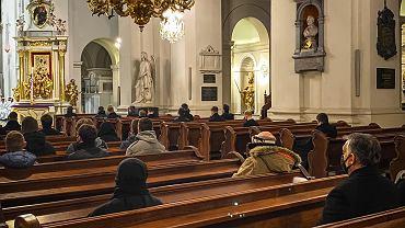 Victor Orban pokazał zdjęcie z kościoła w Warszawie