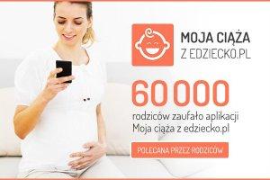 """Regulamin konkursu """"Czekałam na dziecko z aplikacją 'Moja ciąża z eDziecko.pl'"""""""