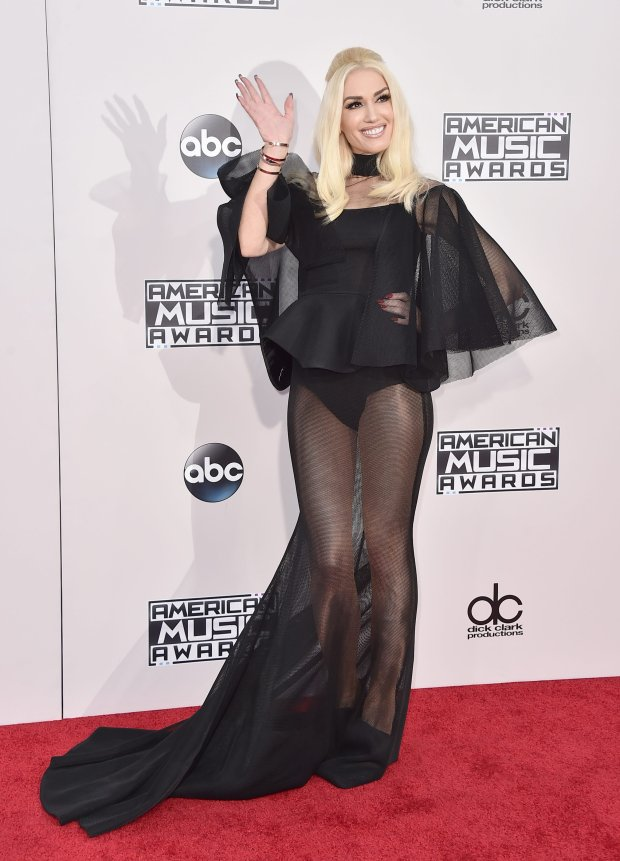 American Music Awards 2015 - Gwen Stefani