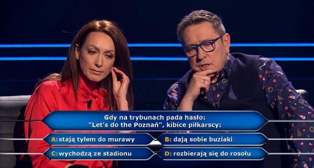 Anna Kalczyńska, Andrzej Sołtysik, 'Milionerzy'
