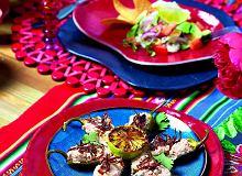 Papryczki nadziewane tuńczykiem - ugotuj