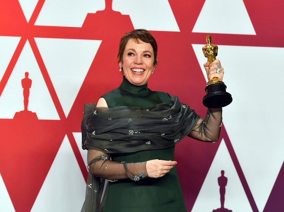 Oscary 2019: galeria nagrodzonych. Olivia Colman