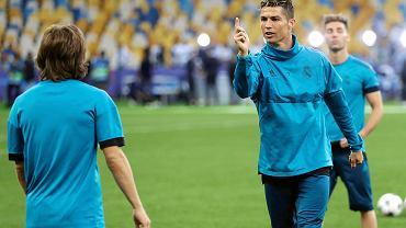 Luka Modrić i Cristiano Ronaldo