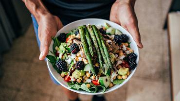 Błonnik w posiłkach pomaga uregulować apetyt