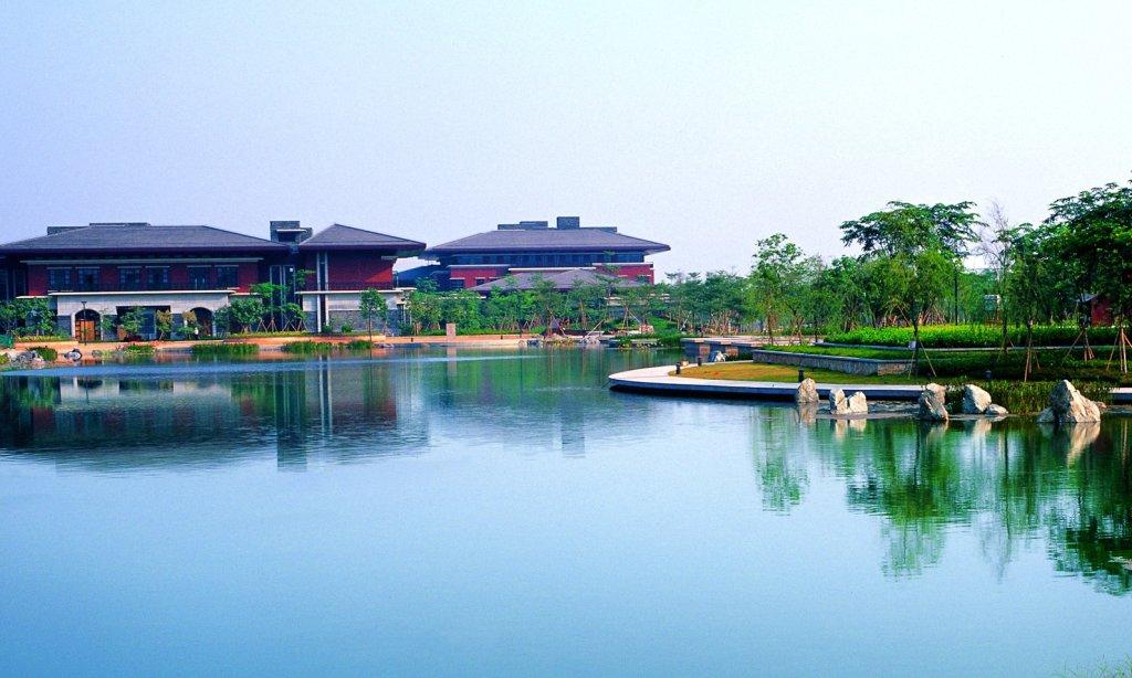 Główny kampus Huawei w Shenzhen