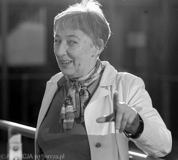 Dziennikarka zmarła dzień po swoich 69 urodzinach