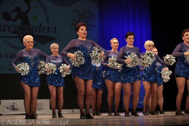 Zdjęcie numer 9 w galerii - Cheerleaderki rywalizują w Kielcach. Bo taniec nie jedną ma twarz [ZDJĘCIA]