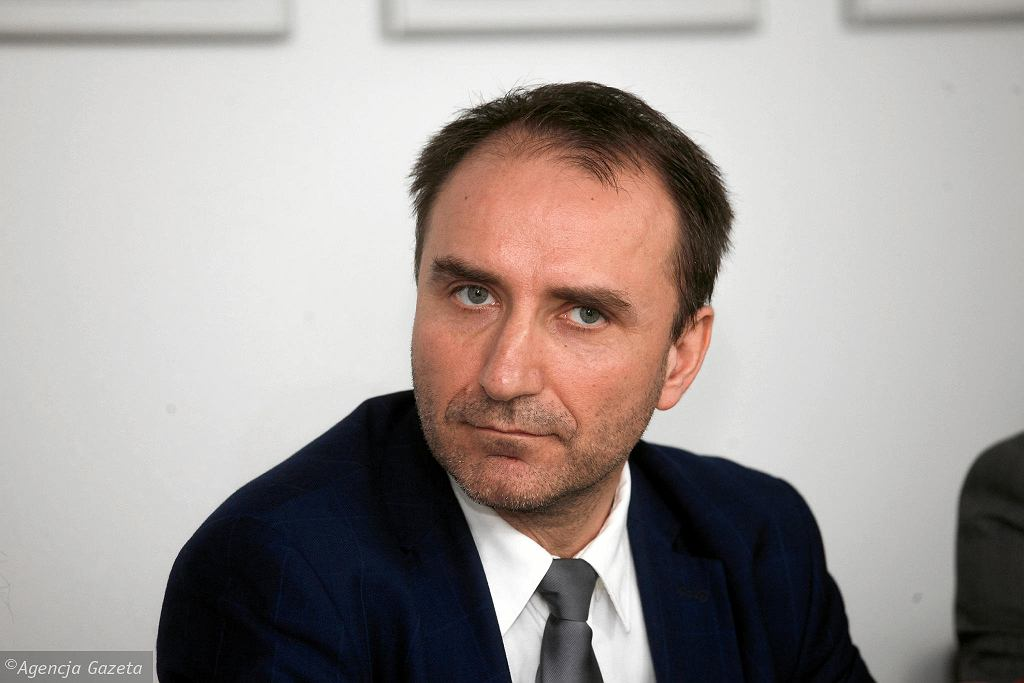 Wiesław Filipiak, dyrektor Zespołu Szkół Zawodowych nr 5 we Wrocławiu