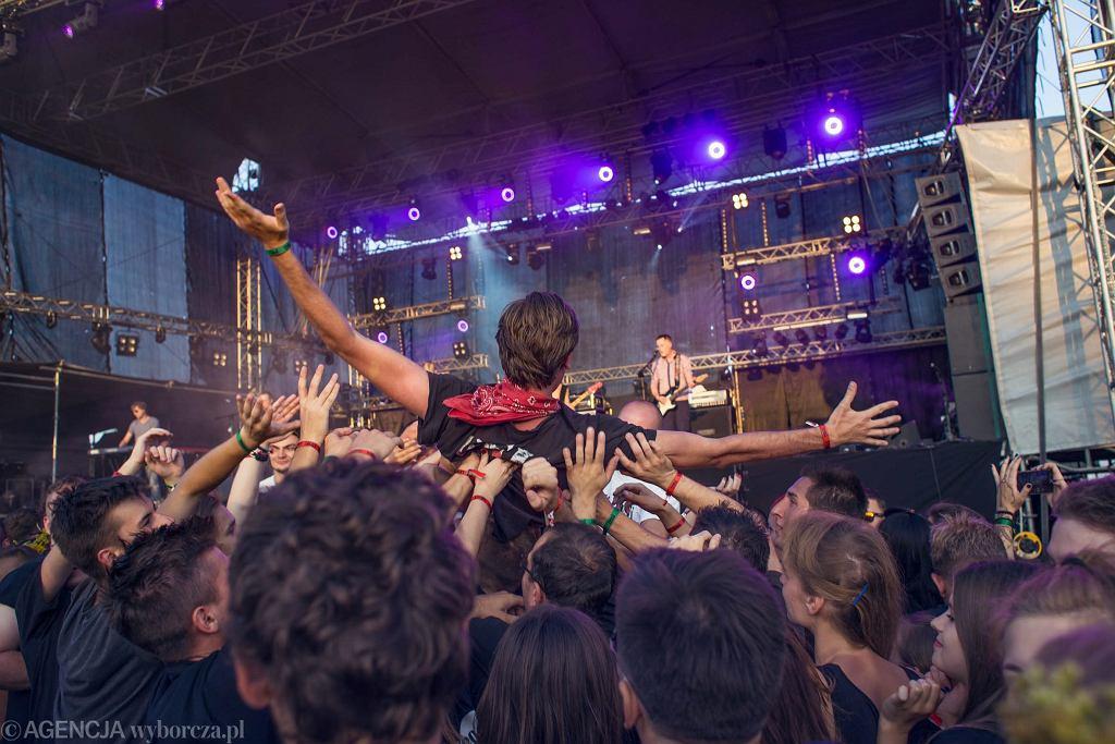 Cieszanów Rock Festiwal - 2016 rok