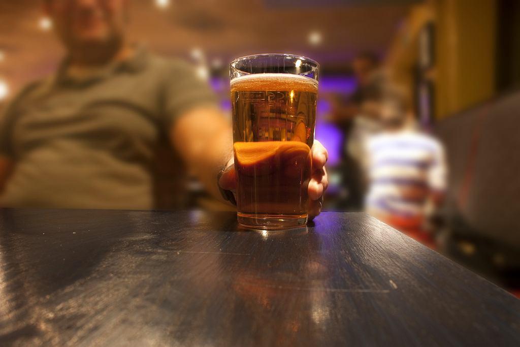 Nowojorczyk Floyd Hayes zarejestrował piwo jako swoje zwierzę wsparcia emocjonalnego