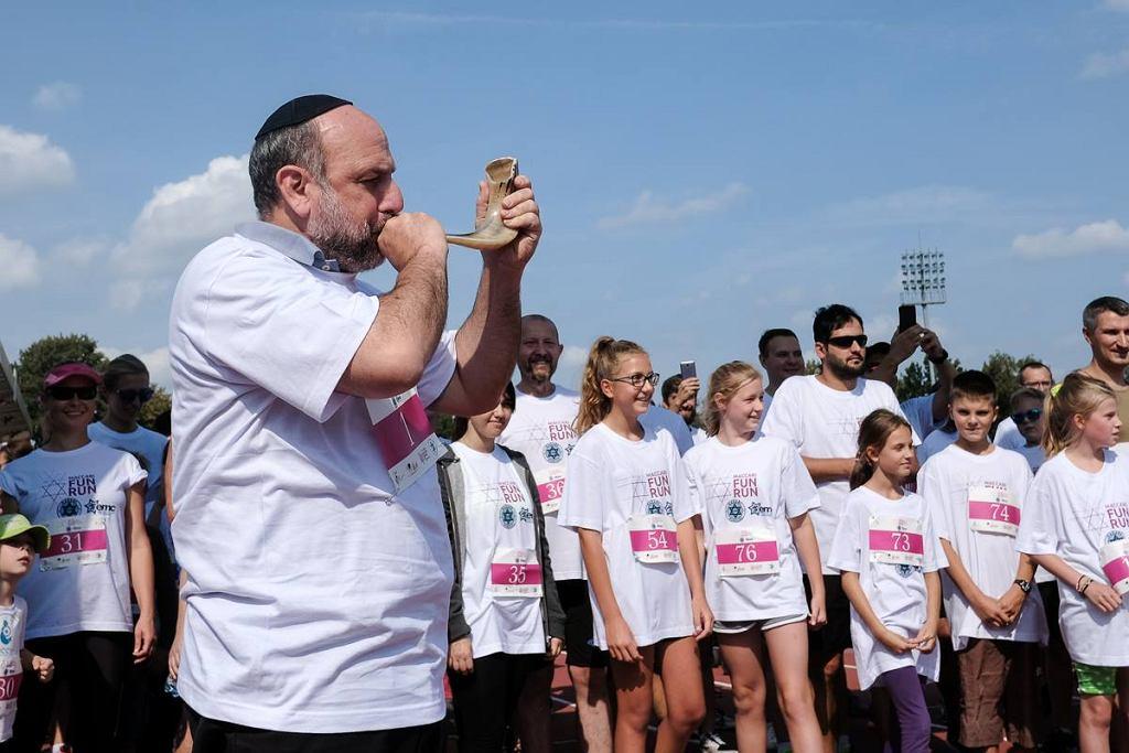 Maccabi Fun Run w Warszawie