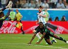 Mistrzostwa świata 2018. Nigeria - Argentyna. Messi i Argentyna w 1/8 finału!