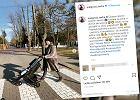 Małgorzata Socha pokazała nowy wózek swojego dziecka. Cena zaskakuje