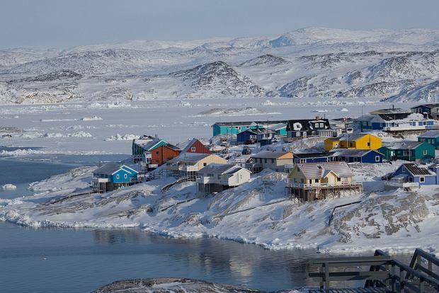Grenlandia - Ilulissat / Flickr.com / Ilovegreenland