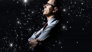 Fizyk Krzysztof Meissner