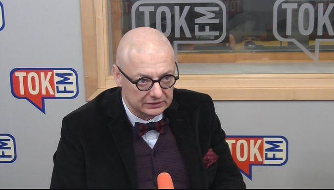 Michał Kamiński w Radiu TOK FM