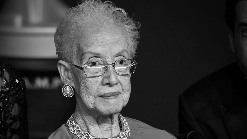 Katherine Johnson, wybitna matematyczka NASA zmarła wwieku 101 lat