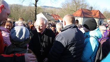 Arcybiskup Marek Jędraszewski wygłosił kazanie w Kalwarii Zebrzydowskiej