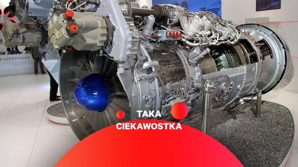 Rosyjski silnik AL-31