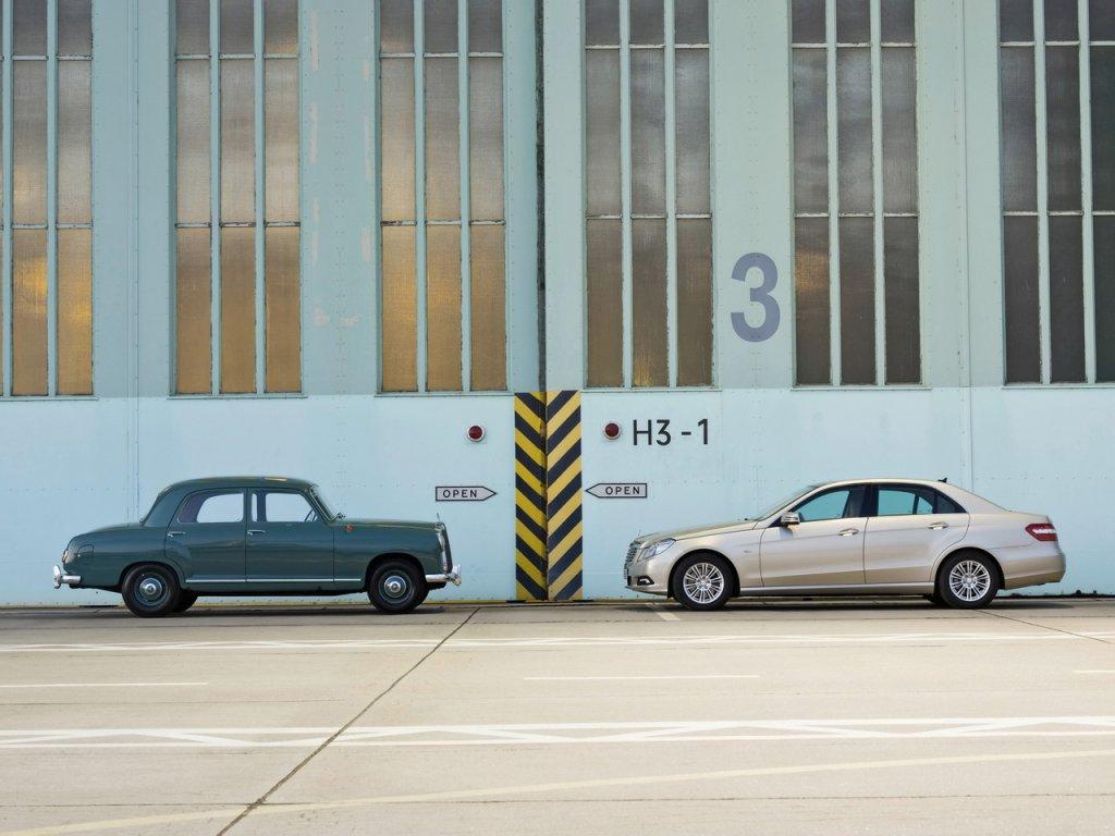 Mercedes Klasy E w liczbie ponad 13 mln egz.