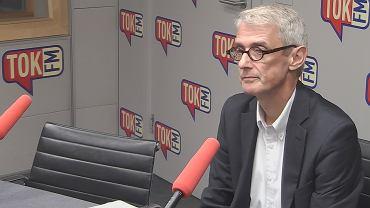 Sędzia Michał Laskowski w TOK FM