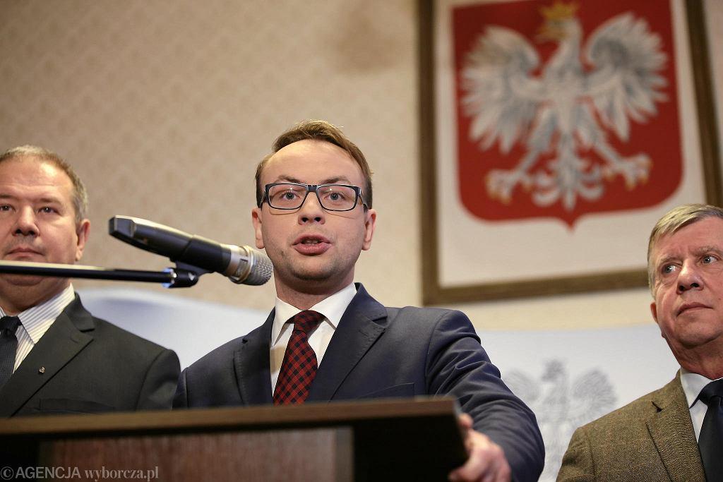 Wojewoda Krzysztof Kozłowski