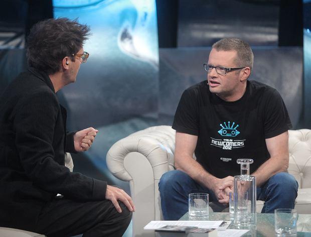 Marcin Meller, Kuba Wojewódzki
