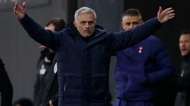Jose Mourinho może zostać zwolniony z Tottenhamu! Ostatnia szansa na ratunek