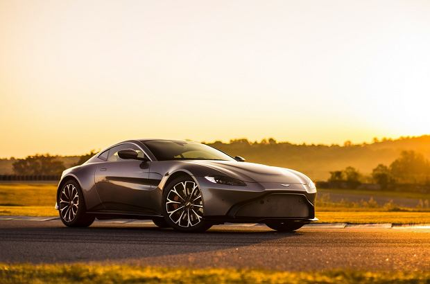 Aston Martin Vantage 2017