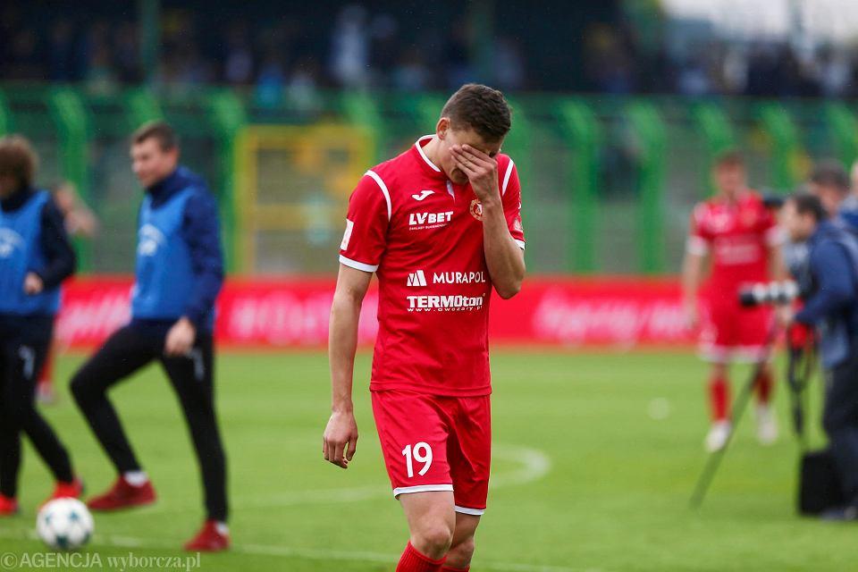 GKS Bełchatów - Widzew Łódź 3:1