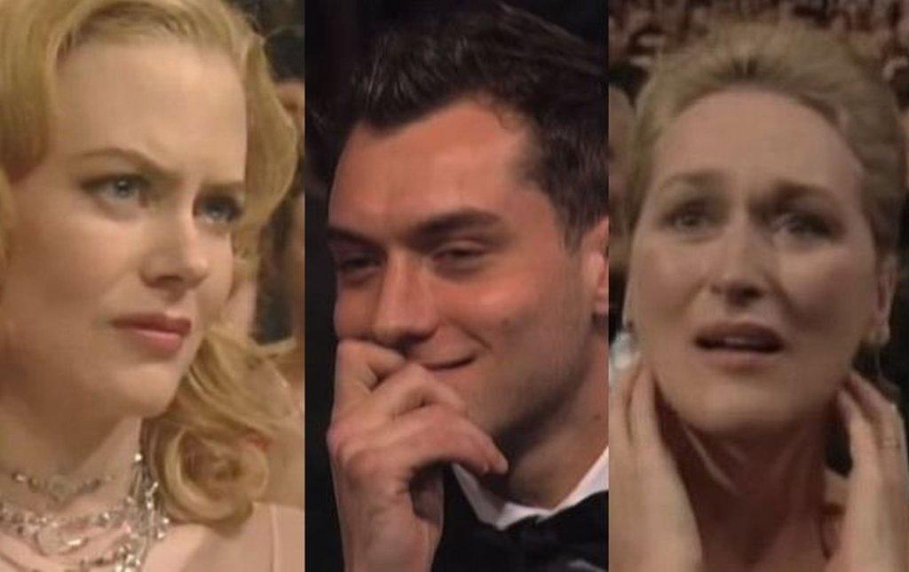 Ceremonia oscarowa to dla gwiazd Hollywood jeden z najbardziej krytycznych momentów w karierze zawodowej. W ciągu jednej chwili mogą stać się właścicielami najmocniej pożądanej statuetki w branży, albo... obejść się jedynie smakiem. Oczywiście, więcej gwiazd spotyka to drugie. Jak reagują w momencie, kiedy NIE DOSTANĄ Oscara? Portal