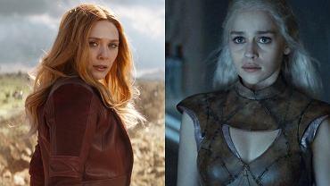 Elisabeth Olsen chciała zagrać Daenerys!