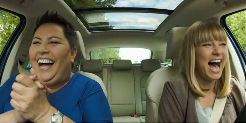 Kobiece jazdy w Skodzie