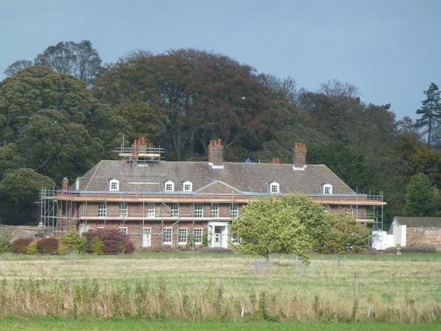 Wiejska posiadłość księcia Williama i księżnej Kate