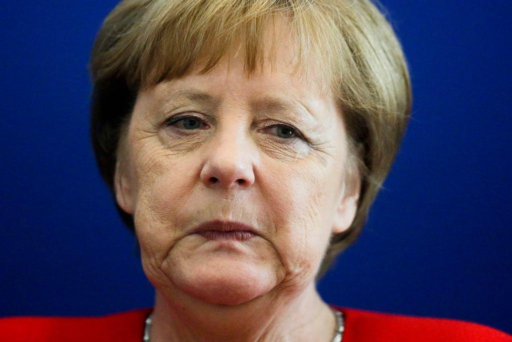 Wyniki wyborów do Parlamentu Europejskiego. Angela Merkel na spotkaniu CDU