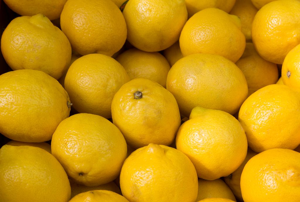 Jak wybrać najlepszą cytrynę?