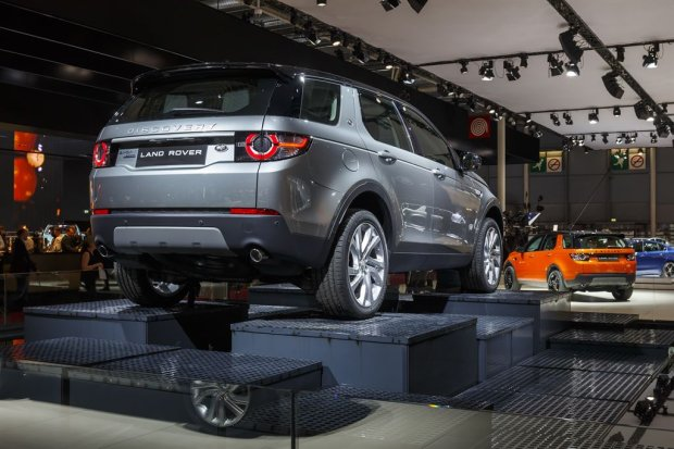 Land Rover Discovey Sport