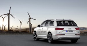 2015 Audi Q7 e-tron 3.0 TDI